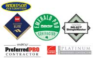 Roofing Badges